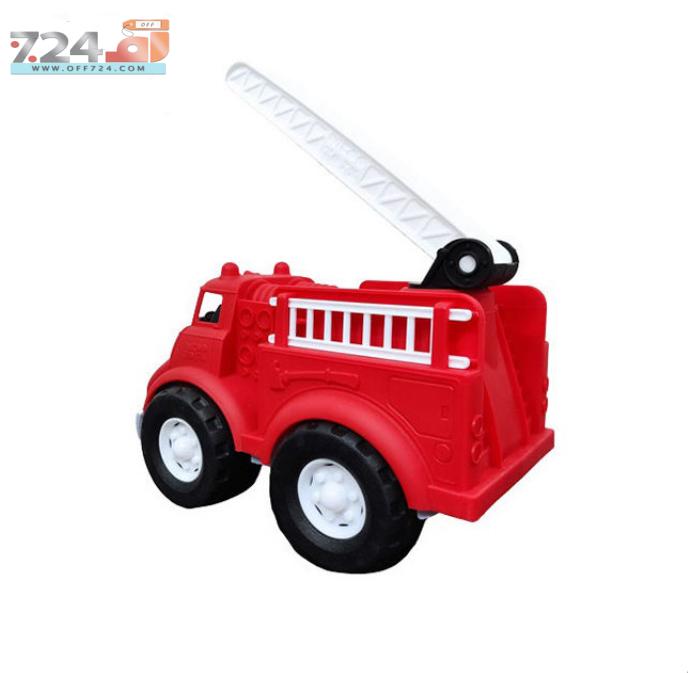 اسباب بازی ماشین آتش نشانی کد V-107