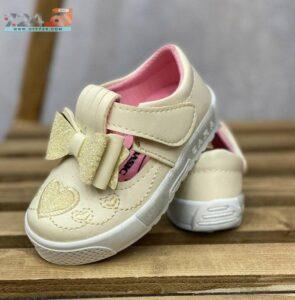 کفش سوگل پاپیون دار سایز 21 تا 27