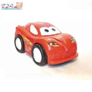 ماشین اسباب بازی مک کویین قرمز