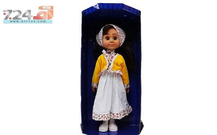 خرید اینترنتی عروسک سارا دست و پا مفصلی جنس خوب