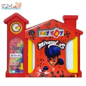 خرید اینترنتی اسباب بازی تخته جادویی مغناطیسی طرح دختر کفشدوزکی